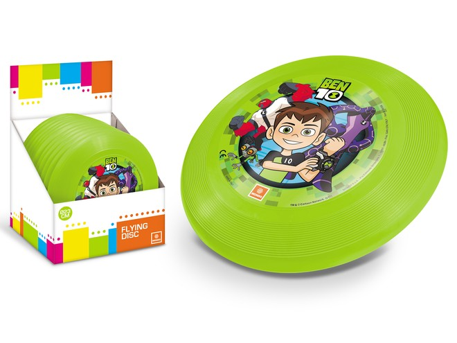 09108 - BEN 10 FLYING DISC