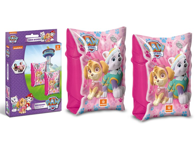 16656 - PAW PATROL GIRL ARM BANDS