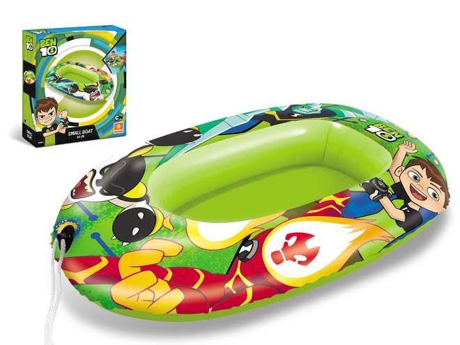 16675 - BEN 10 SMALL BOAT