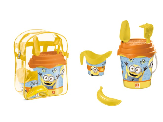 28193 - MINION BAG SET Ø 170