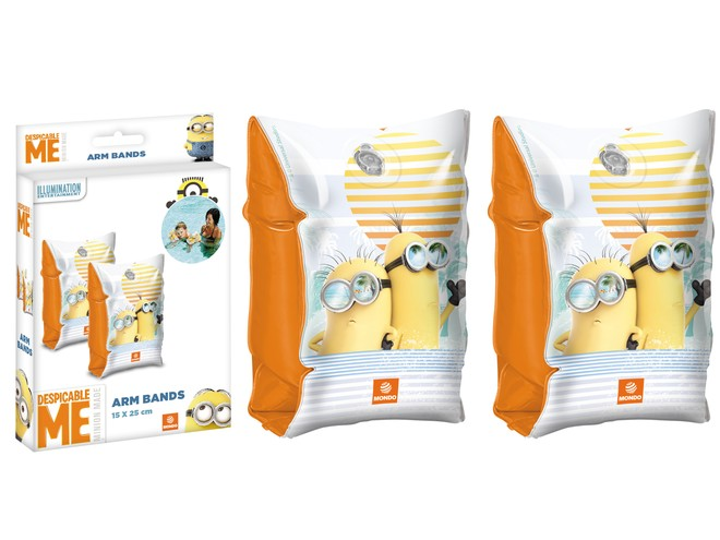 16481 - MINION ARM BANDS