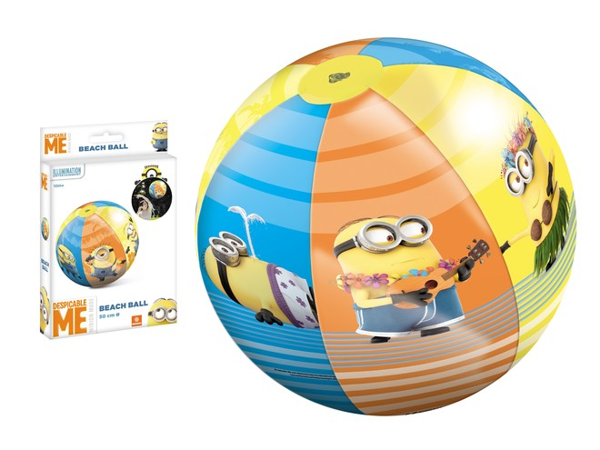 16483 - MINION BEACH BALL