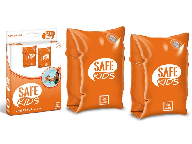 16748 - SAFE KIDS ARM BANDS