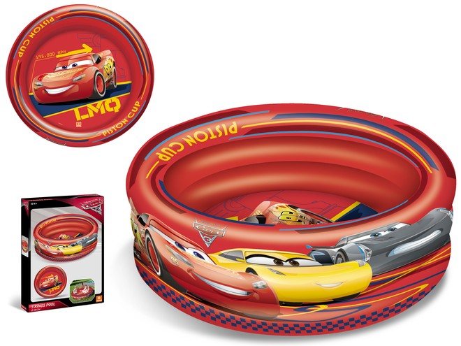 16250 - CARS - 3 RINGS POOL