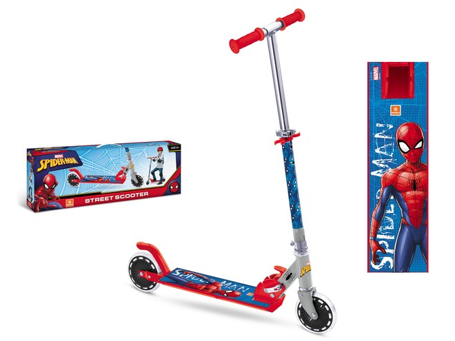 18394 - SPIDER-MAN SCOOTER