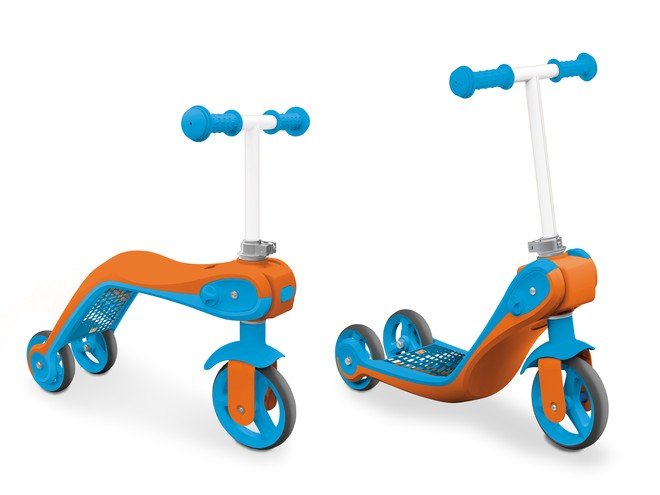 28293 - MONDO SCOOTER 2 IN 1