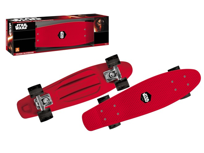 28323 - STAR WARS CRUISER SKATEBOARD
