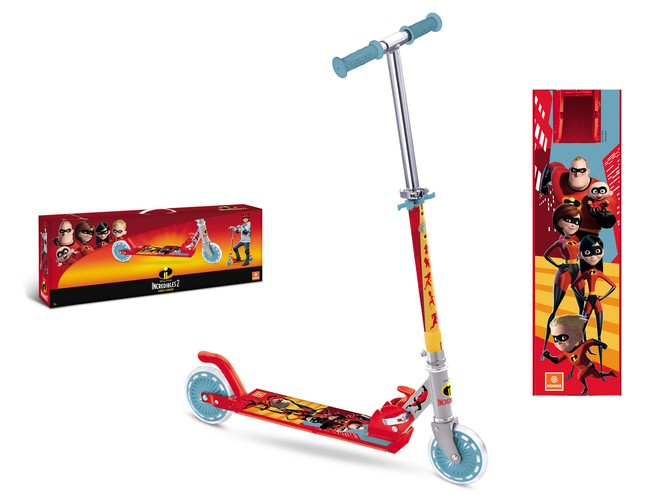 28367 - THE INCREDIBLES 2 SCOOTER