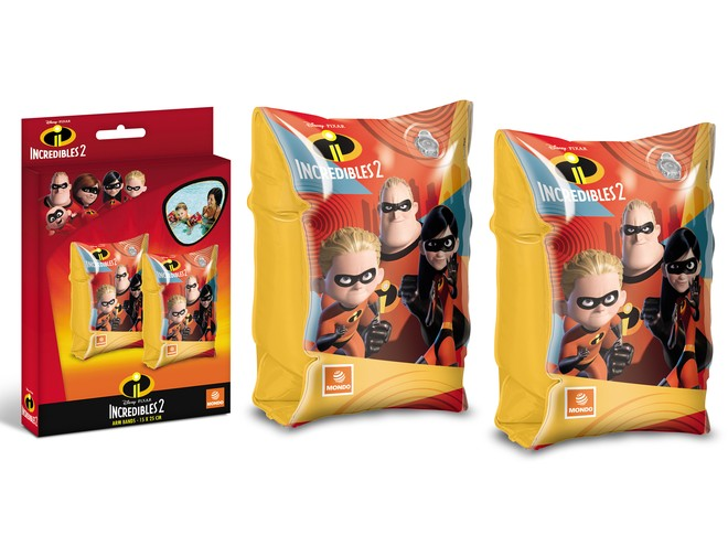 16666 - THE INCREDIBLES ARM BANDS