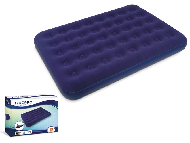 16738 - MONDO DOUBLE FLOCKED AIR BED