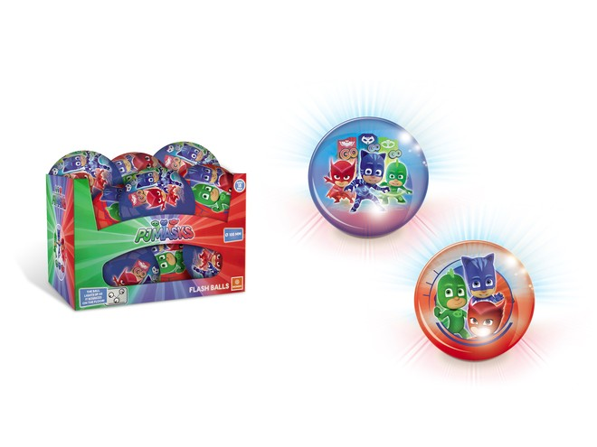 09106 - PJ MASKS FLASH BALL