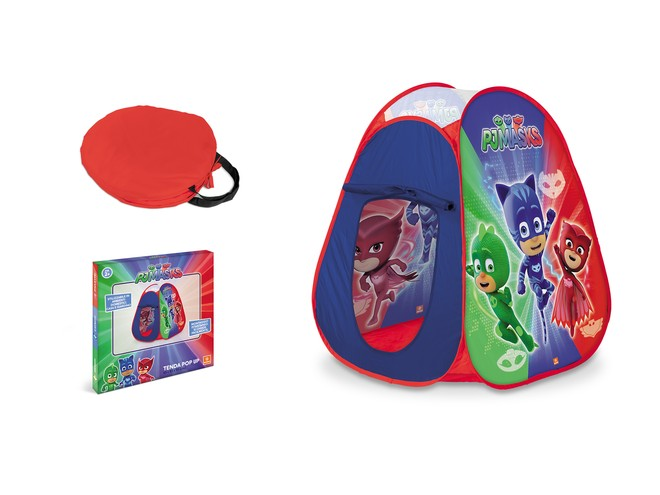 28435 - PJ MASKS POP-UP TENT