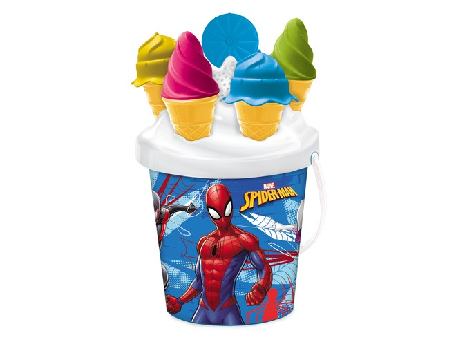 28475 - SPIDER-MAN ICE CREAM BUCKET SET