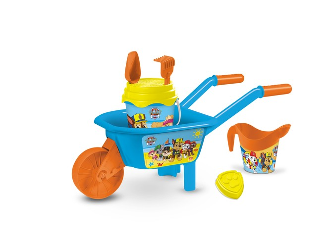 28315 - PAW PATROL WHEELBARROW SET